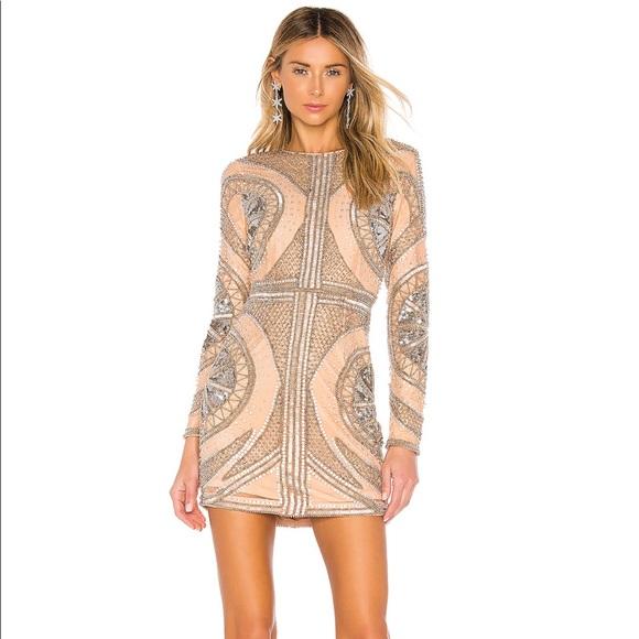 NBD Dresses & Skirts - X by NBD Whitney Embellished Mini Dress